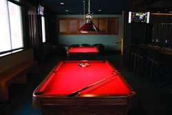 Cinnamon Bear Bar Pool Tables