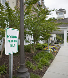 Parking for Hybrid Cars