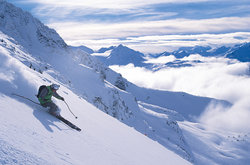 Whistler Blackcomb Skiing
