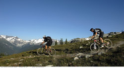 Whistler Blackcomb Downhill Bike