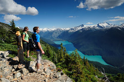 Whistler Blackcomb Hiking