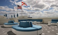 Crowne Plaza Ft. Lauderdale Air/Cruise Port Terrace