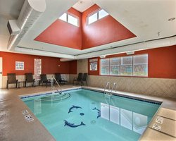 Magnolia Inn Indoor Pool