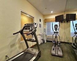 Magnolia Inn Fitness Room