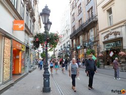 Vaci Street - 50 meters from the hotel