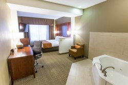 Luxury King Suite with In-Room Whirlpool