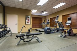 Visit Our Fitness Center