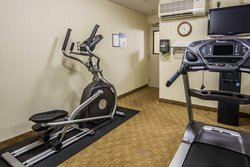 Clarion Hotel Downtown Oakland Fitness Center