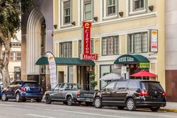 Clarion Hotel Downtown Oakland CA Exterior