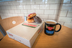 Donuts & Coffee