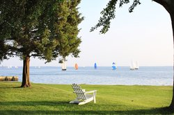 Find a Special Spot to View Sailboats