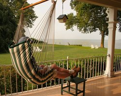 Outdoor Comforts with Hammock Chairs
