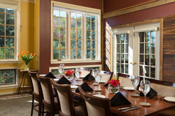 Intimate Gatherings in Glasbern's Private Dining Room