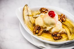 J House Bananas Foster