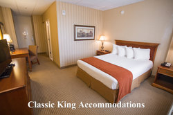 Classic King Accommodations