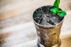 J House Greenwich Mint Julep