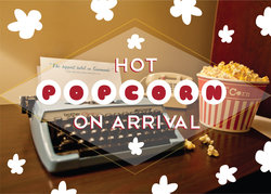 Get Your Hot Popcorn!