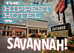 The Hippest Hotel In Savannah