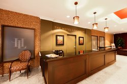 Reception Desk - Lobby
