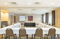 Get down to business in our well-equipped Meeting Room