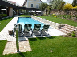 Outdoor Stainless Steel Pool