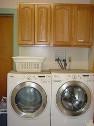 Laundry/Mud Room Entry
