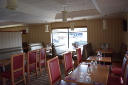 Restaurant Seating Area