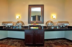 Customizable on-site catering at Holiday Inn Westbank