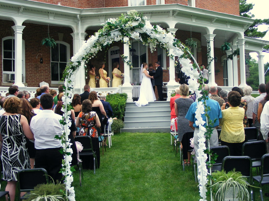 Weddings Pinehill Inn Bed Breakfast