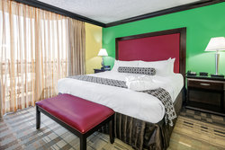 Comfortable suites at our hotel in Southwest Houston, Texas.