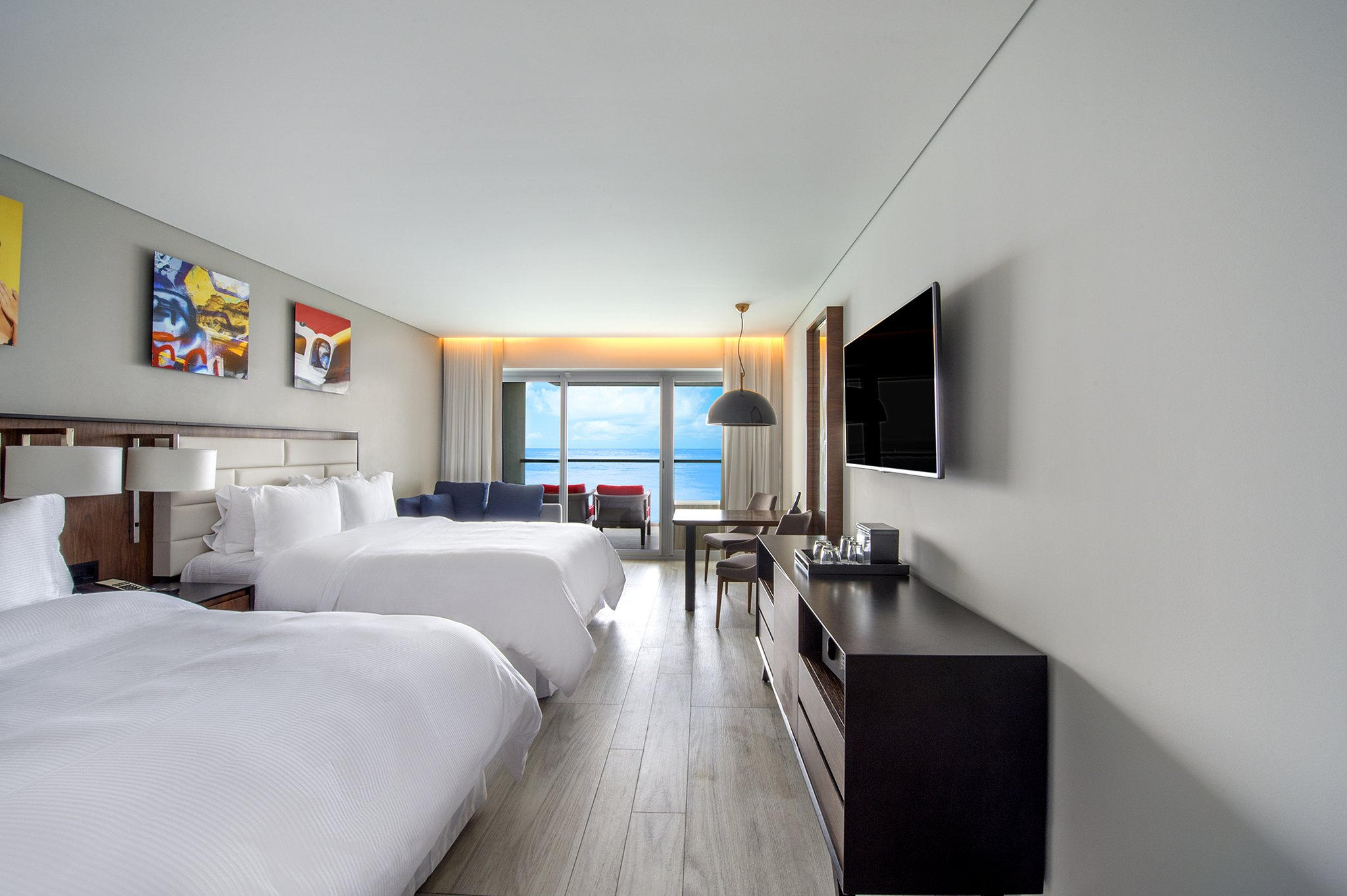 Junior Suite Double, Ocean Front
