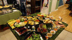 Delicious Finger Foods Perfect For Gatherings