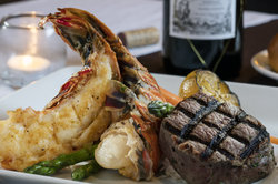 Lobster & Steak
