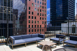 Residence Inn NYC Penthouse Patio