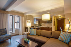 Residence Inn NYC Executive Suite