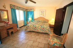 Timothy Beach Resort One Bedroom Suite Bedroom
