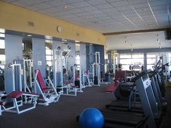 Best Fitness Center any hotel has to offer!