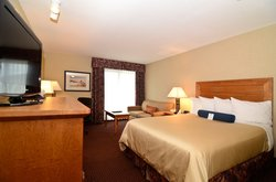 Well-Appointed Guest Rooms