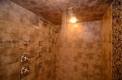 Luxurious Rain Shower