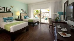 Ocean Front with Double Beds