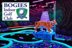Bogies Indoor Golf Club & Fore Family Fun