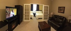 Executive DD Suite - Two Double Beds