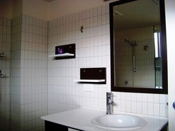 Four star Studio Bathroom