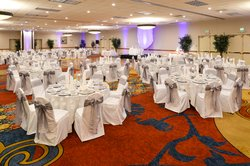 Reserve a centrally-located banquet hall!