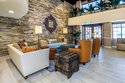 Best Western Carpinteria Entrance