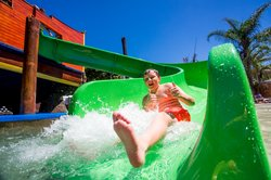 Fun at Shipwreck Island Water Park