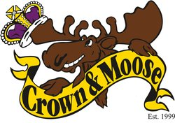 Crown And Moose Logo CMYK