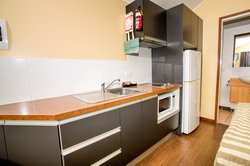 Banksia Open Plan Studio Kitchen