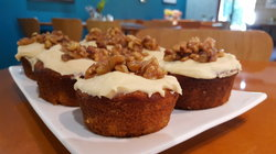 The Full Circle Eatery - home made cakes!