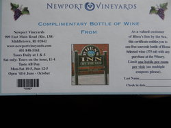 Coupon Winery